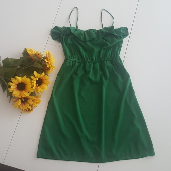 official site enjoy clearance price best cheap Emerald green sundress